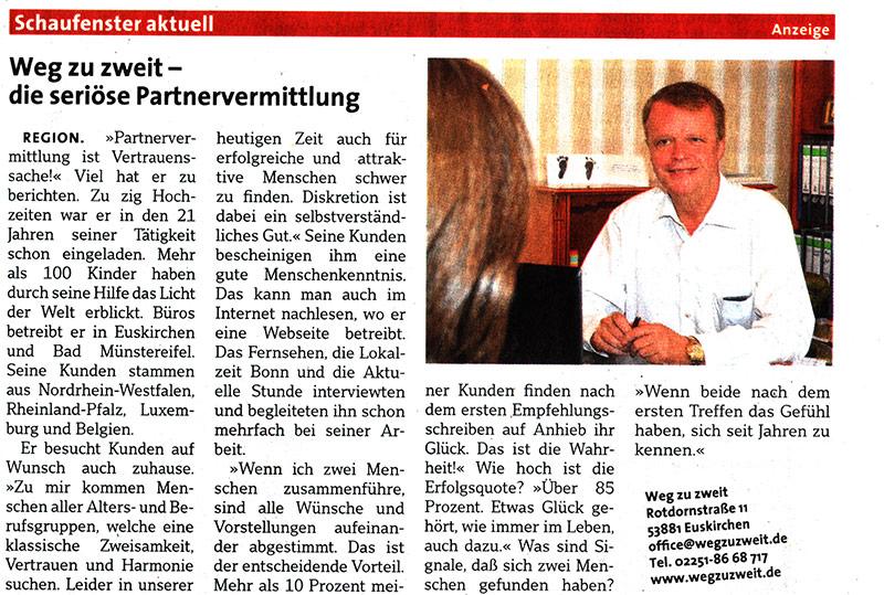 Harald dey partnervermittlung